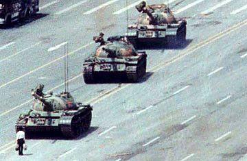 Tianenman Square China 1989