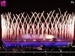 Skyfall London Olympics 2012