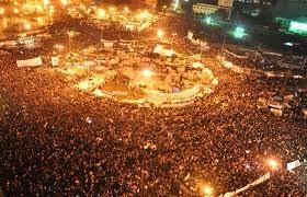 Skyfall the Arab Spring 2012