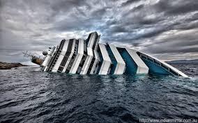 Skyfall Costa Concordia Shipwreck 2012