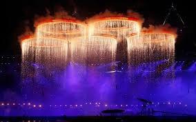 Skyfall London Olympics 2012