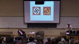 Jordan Peterson Addresses Socialist Intellectuals
