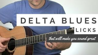 Delta Blues Licks that Will Make You Sound Awesome | Tuesday Blues #131