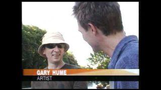 Howard Arkley Venice Biennale Review 1999