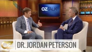 Oz Talk: Jordan Peterson's Rules to Live By