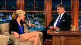Maggie Grace - craig ferguson interview