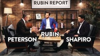 Jordan Peterson and Ben Shapiro: Religion, Trans Activism, and Censorship
