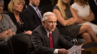 Watch Live: Jeff Sessions Testifies Before Senate Committee